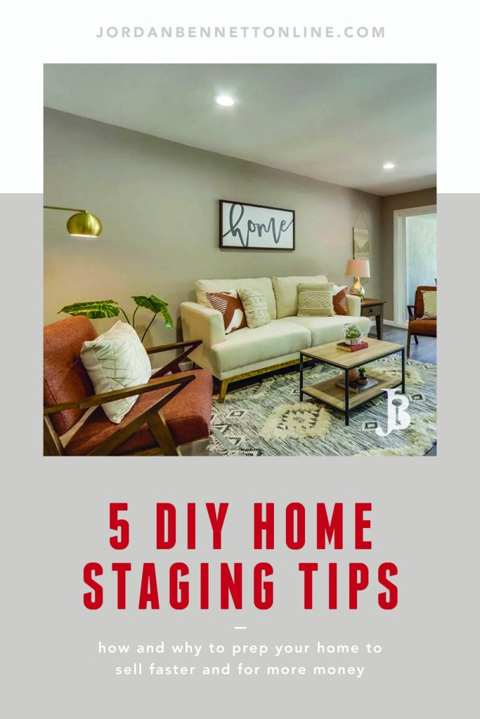 Staged Home Tips